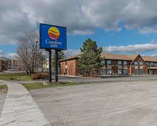 Comfort Inn Hwy 401 Kingston