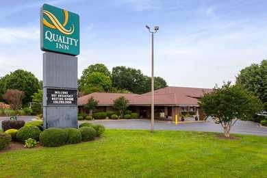Quality Inn Mt Airy