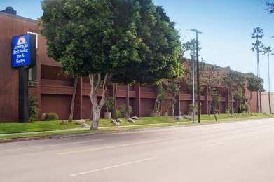 Americas Best Value Inn Suites Usc Los Angeles