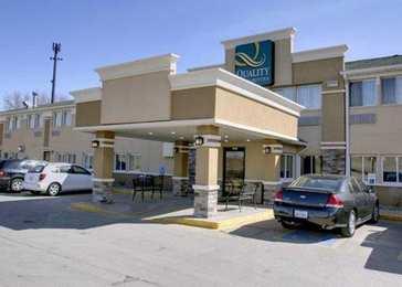 Quality Inn & Suites Airport Des Moines