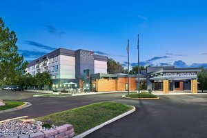 Four Points by Sheraton Hotel Airport Salt Lake City