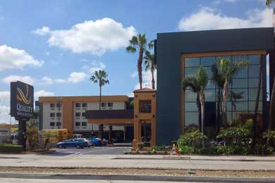 Quality Inn & Suites LAX Airport Inglewood