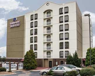 Comfort Suites University Area Charlotte