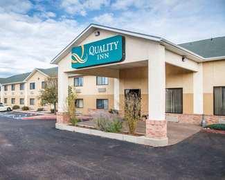 Quality Inn Airport Colorado Springs
