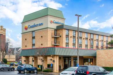 Comfort Inn Minneapolis Airport Bloomington