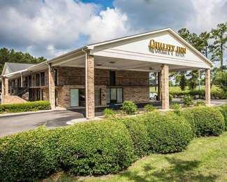Quality Inn Manning