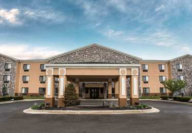 Econo Lodge Inn & Suites Monroe