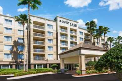 Courtyard by Marriott Hotel Downtown Orlando