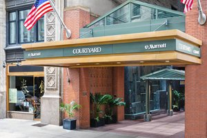 Courtyard by Marriott Hotel Times Square NYC