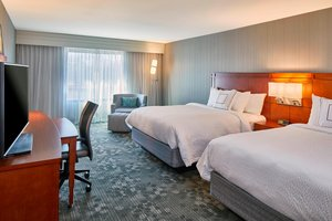 Courtyard By Marriott Hotel Thruway Albany