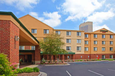 Courtyard by Marriott Hotel at the Capital Indianapolis