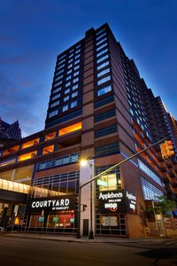 Courtyard by Marriott Hotel Downtown Detroit