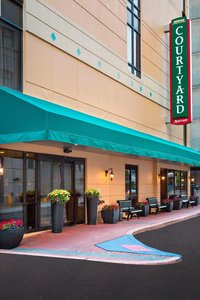 Courtyard by Marriott Hotel Downtown Wilmington