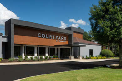 Courtyard by Marriott Hotel Park Avenue East Memphis