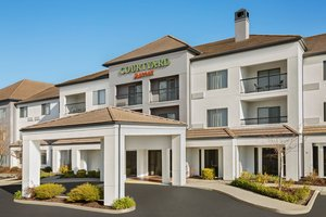Courtyard By Marriott Hotel Taylor Road Roseville