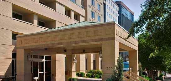 Courtyard by Marriott Hotel Rosslyn Arlington