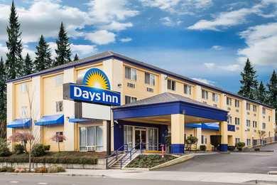 Days Inn North Aurora Seattle