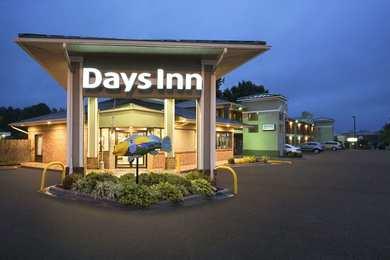 Days Inn Roanoke Rapids Road Weldon