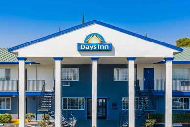 Days Inn Suites Red Bluff