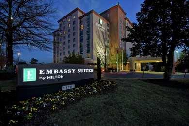 Embassy Suites & Conference Center Little Rock