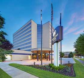 Doubletree Suites By Hilton Hotel Salt Lake City