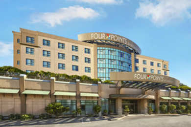 Four Points by Sheraton Hotel Airport Vancouver Richmond