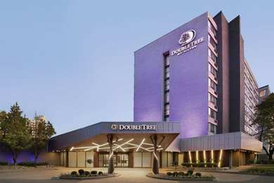 DoubleTree by Hilton Hotel Toronto Airport West Mississauga