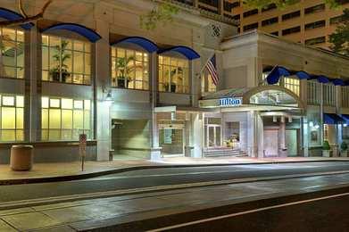 Hilton Portland Downtown Hotel