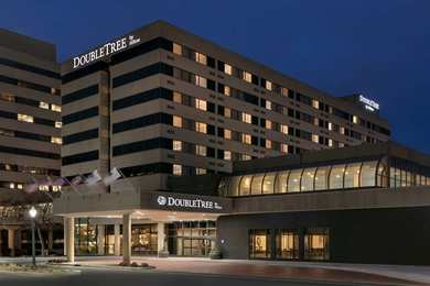DoubleTree by Hilton Hotel Downtown Canton