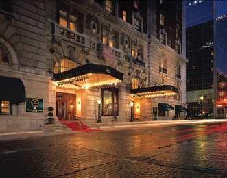 Hilton Seelbach Hotel Louisville