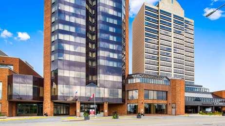 Best Western Plus Waterfront Hotel Windsor