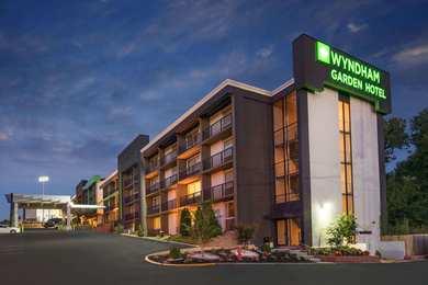 Wyndham Garden Hotel North BW Parkway Cheverly
