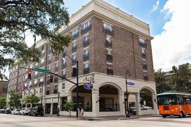 Hampton Inn Historic District Savannah