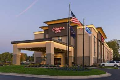 Hampton Inn Mt Pleasant