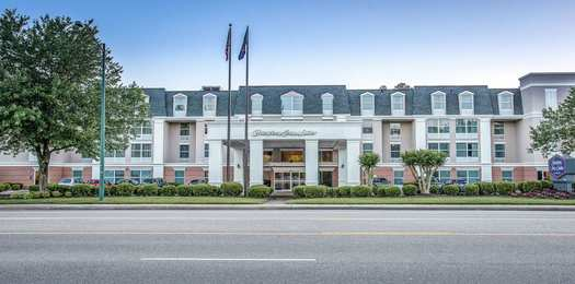 Hampton Inn & Suites Richmond Road Williamsburg