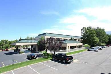 Hampton Inn Woods Cross