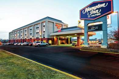 Hampton Inn Westport Maryland Heights