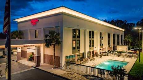 Beautiful Hampton Inn Mt Dora With Hotels Near Wildwood Fl