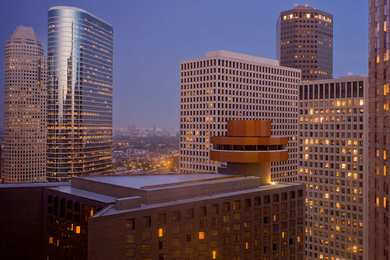 Hyatt Regency Hotel Houston