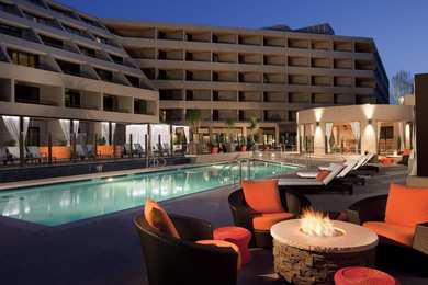 Hyatt Hotel Palm Springs