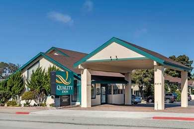Quality Inn Monterey