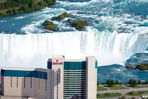 Marriott Fallsview Hotel Spa Niagara Falls