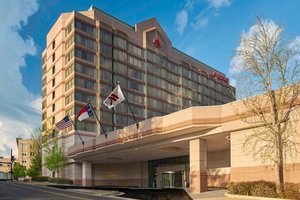 Marriott City Center Hotel Durham