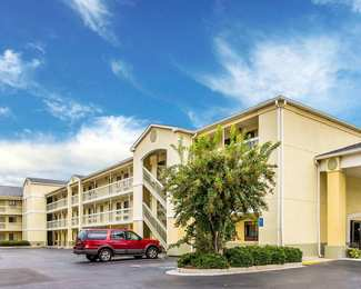Suburban Extended Stay Hotel Augusta