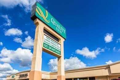 Quality Inn Michigan State University Lansing