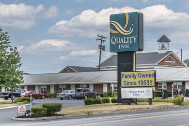 Quality Inn Breeze Manor Breezewood