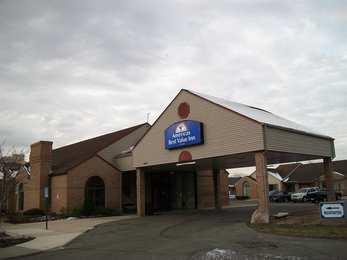 Americas Best Value Inn Detroit Airport Romulus