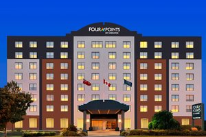 Four Points by Sheraton Hotel Airport West Mississauga
