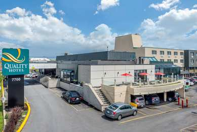 Quality Hotel YUL Airport St Laurent Montreal