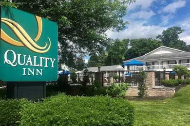 Quality Inn Motor Lodge Gettysburg